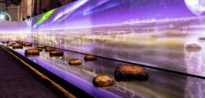 Neo Tech - LIVING ROCKS A FRAGMENT OF UNIVERSE